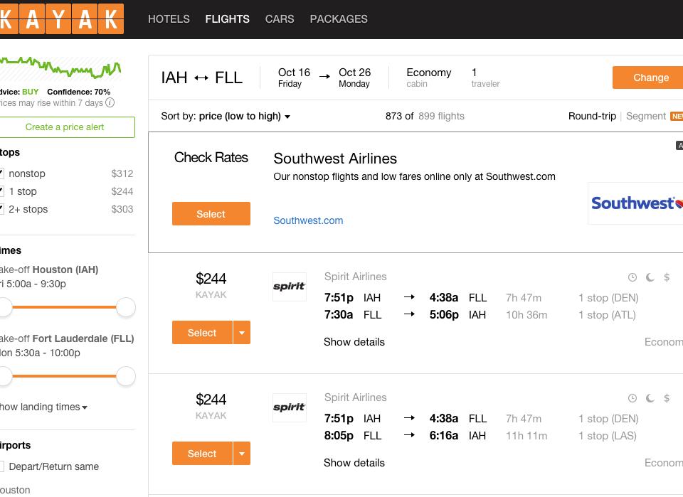 ¿Cuál es el mejor lugar para comprar boletos de avion?