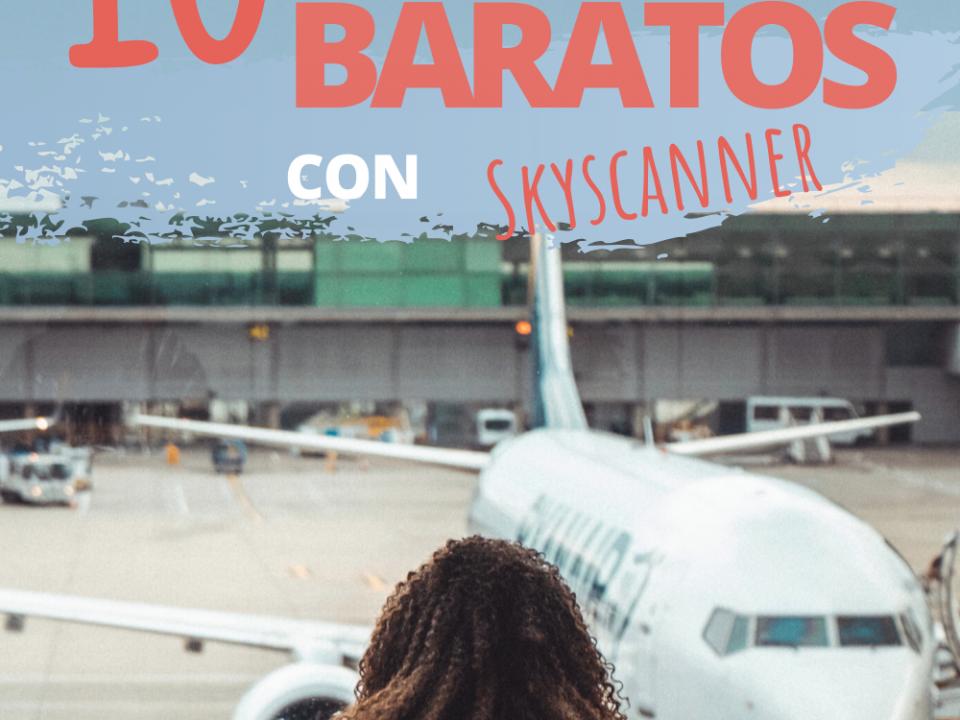 ¿Cuál es el mejor metabuscador de vuelos?