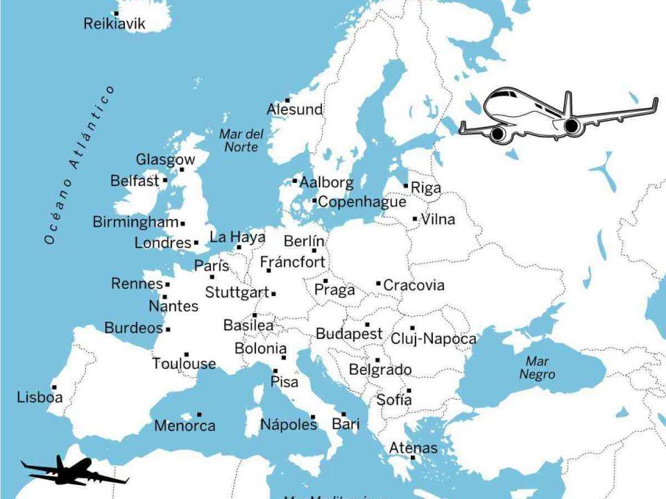 ¿Cuál es el mes más barato para viajar a Europa?
