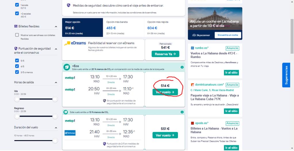¿Cuál es la mejor manera de conseguir vuelos baratos?