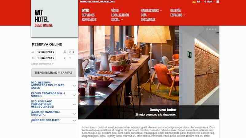 ¿Cuál es la mejor web para reservar hoteles?