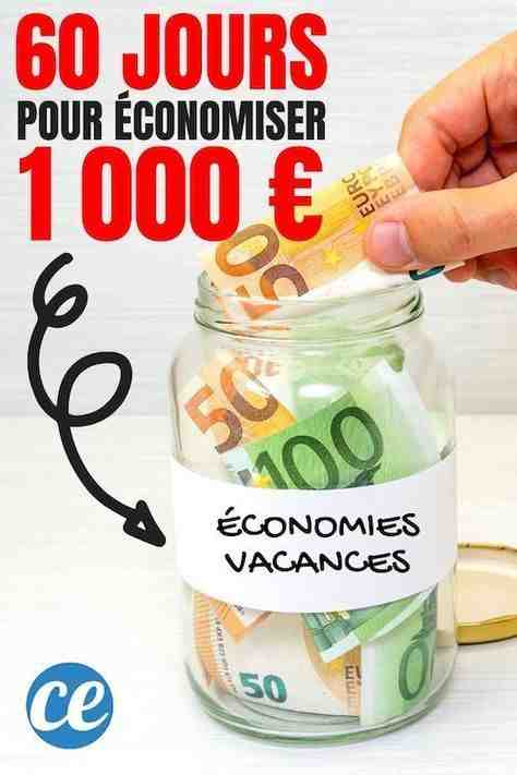 Où partir avec un budget de 1000 euros ?